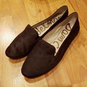 Sam Edelman Alvin Calf Hair Loafer Flats